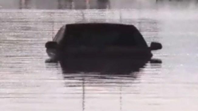 Inundaciones en el valle