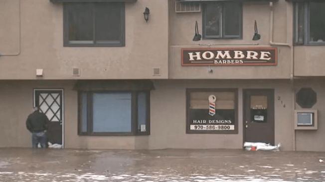Catástrofe por inundaciones en Colorado