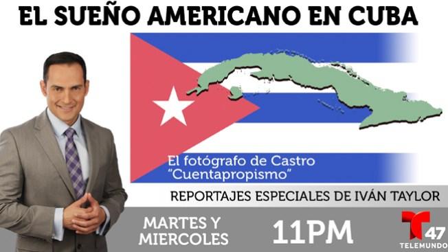Ivan Taylor: El sueño americano en Cuba