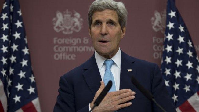 Kerry afronta situación crítica en Irak