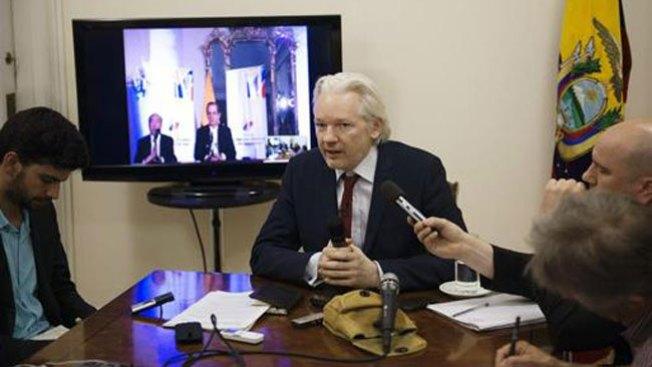 Assange: 2 años recluido en embajada