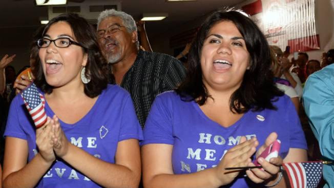 Hispanos, más optimistas que anglos