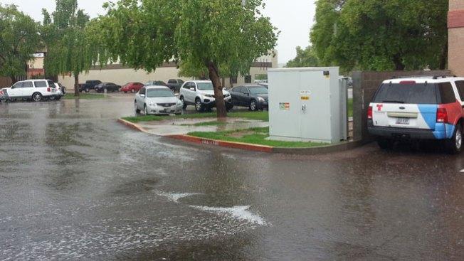 Segunda tormenta entra en Arizona
