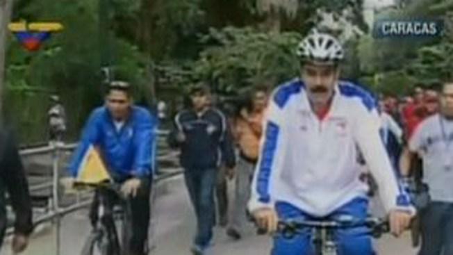 Caída de Nicolás Maduro en video