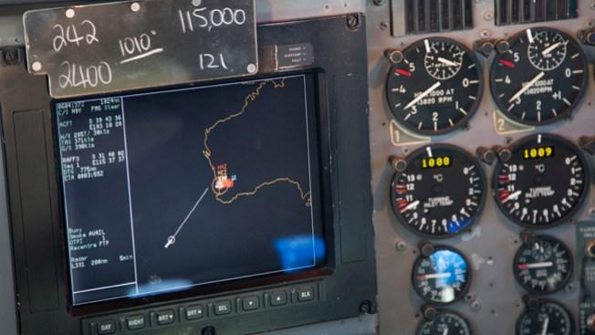 Avión perdido: detectan más objetos