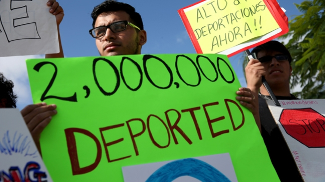 Demandan liberación de inmigrantes