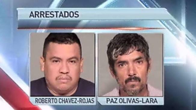 Arrestan a presuntos traficantes de droga