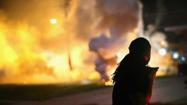 Misuri: nueva batalla campal en Ferguson