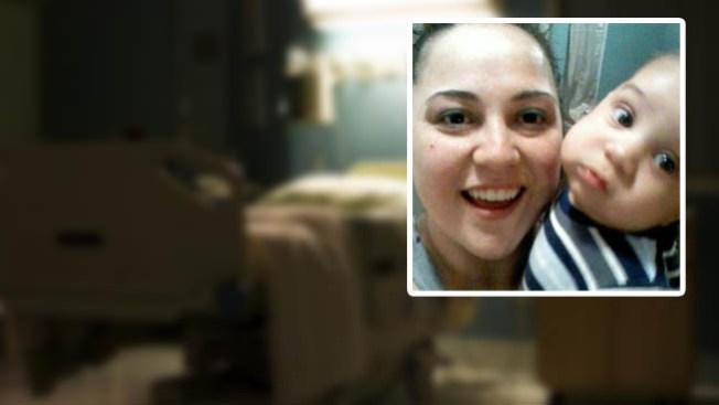 Mujer embarazada y con muerte cerebral