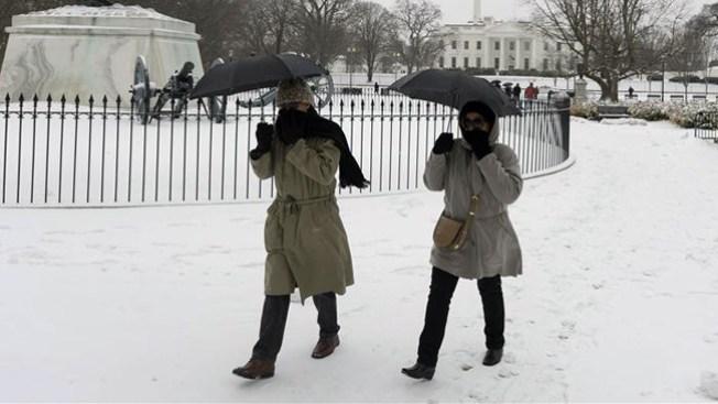 Ola de frío polar golpea a EEUU