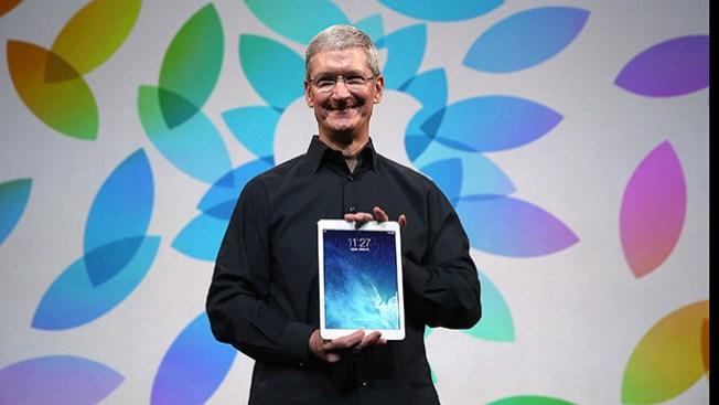 Apple con nuevo iPad y con Mavericks