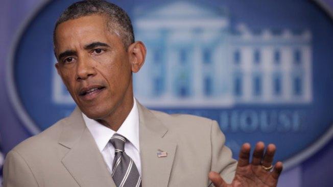 Obama amplia ayuda contra el Ébola