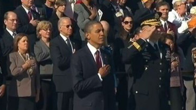 Obama reconoce esfuerzo de veteranos