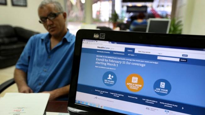 Sábado: reabre inscripción al Obamacare
