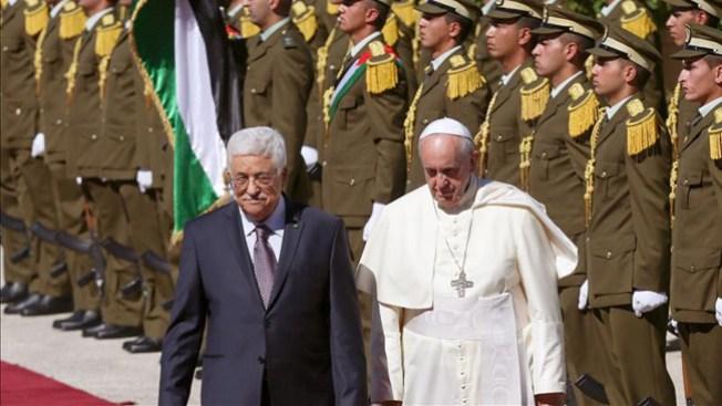 Líderes israelíes, palestinos irán al vaticano