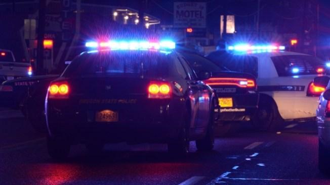 Policía muere aplastado por camión