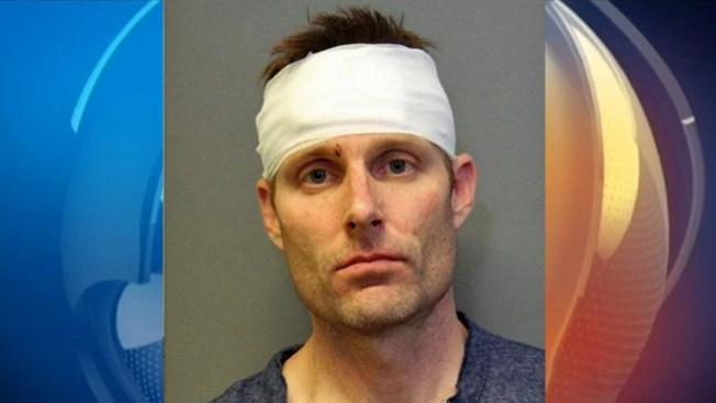 Policía arrestado por violencia doméstica