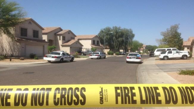 Policía de Glendale tras sospechoso