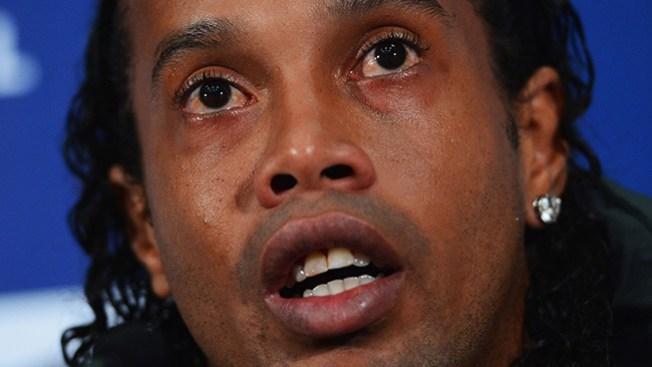 Ronaldinho es víctima de insulto racial