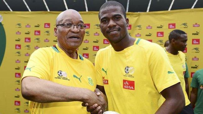 Matan a portero de selección sudafricana
