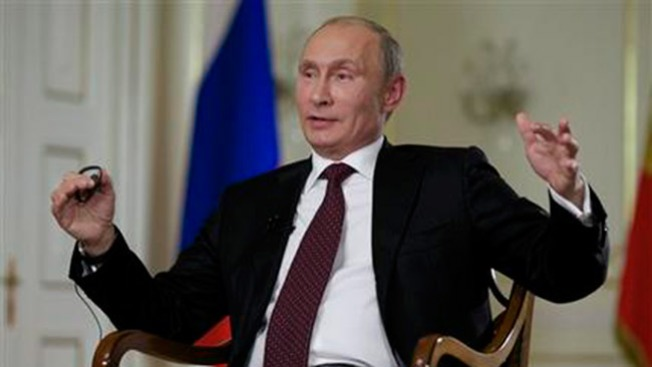Putin actuará contra Ucrania si hay caos