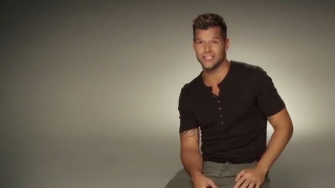Nuevo proyecto infantil de Ricky Martin
