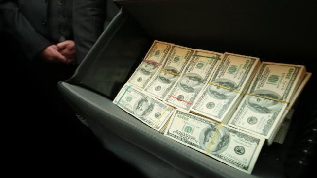 Acusado de robar siete bancos