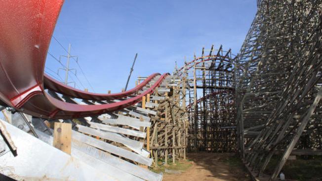 Investigan muerte de latina en Six Flags