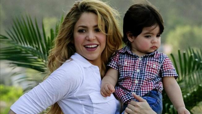 Padres de Shakira revelan sexo del bebé