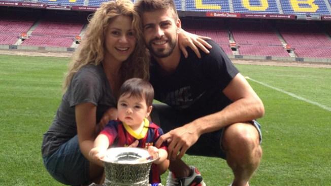 Shakira y Gerard Piqué ¿separados?