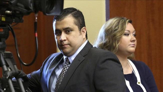 Zimmerman detenido por agresión