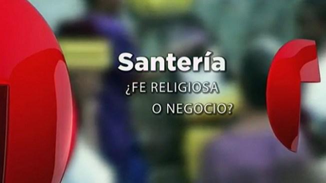 Ivan Taylor parte 2: Santería en Cuba