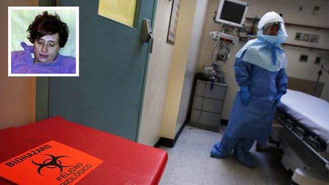 Enfermera española libre de ébola