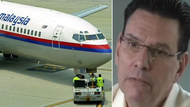 Avión perdido: el viajero que se salvó
