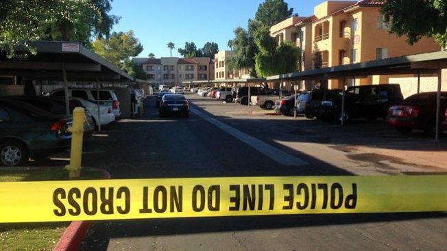 Terror por tiroteos en apartamentos