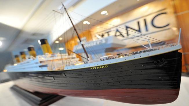 ¡Podrás comprar partes del Titanic!