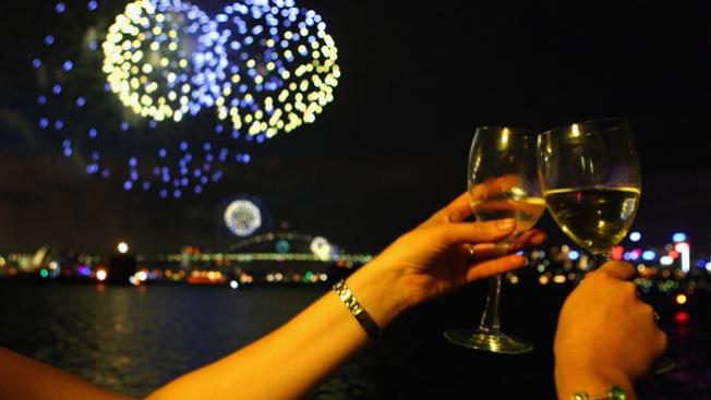 Los mejores festejos de Año Nuevo