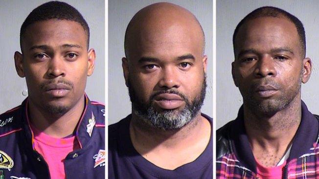 Arrestados por decenas de asaltos