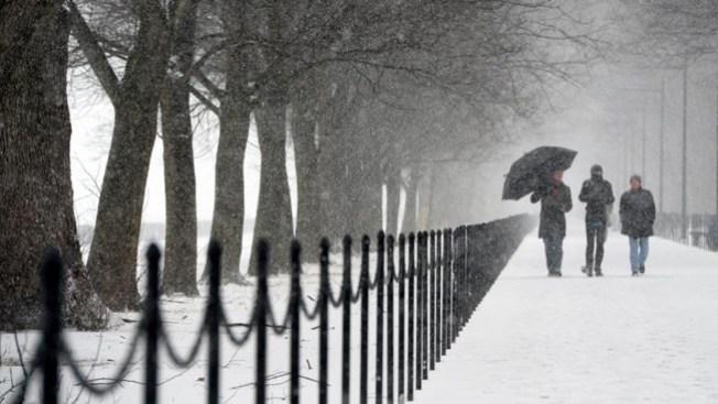 Nueva tormenta de nieve en el noreste