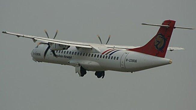 Taiwán: Avión estrellado deja 47 muertos
