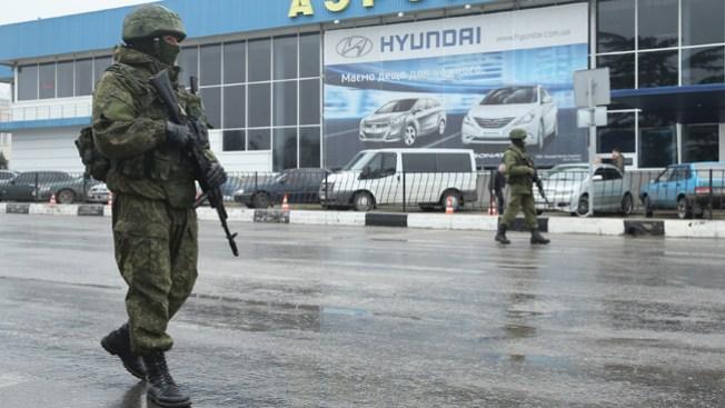 Ucrania, en alerta antiterrorista