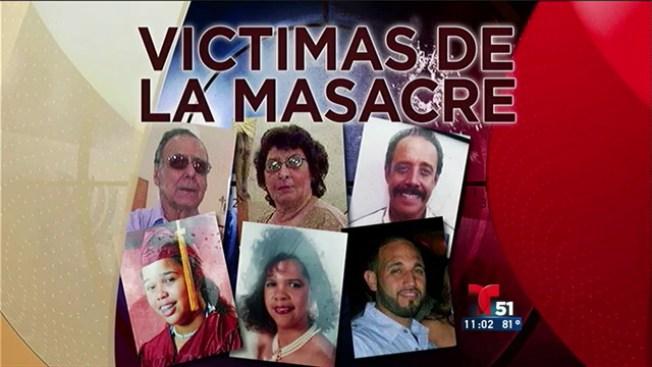 Identifican a las víctimas de Hialeah
