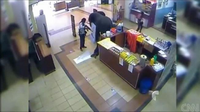 Video del horror del ataque en Kenia