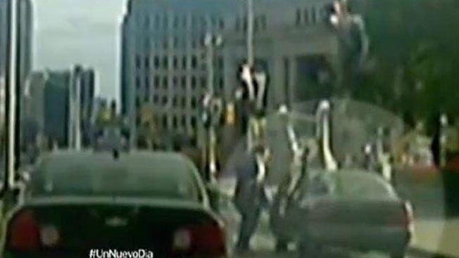 Canadá: Estremecedor video del tirador