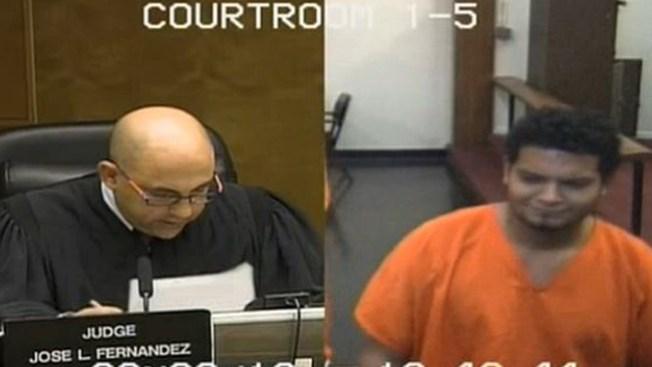 En corte por grabar agresión sexual
