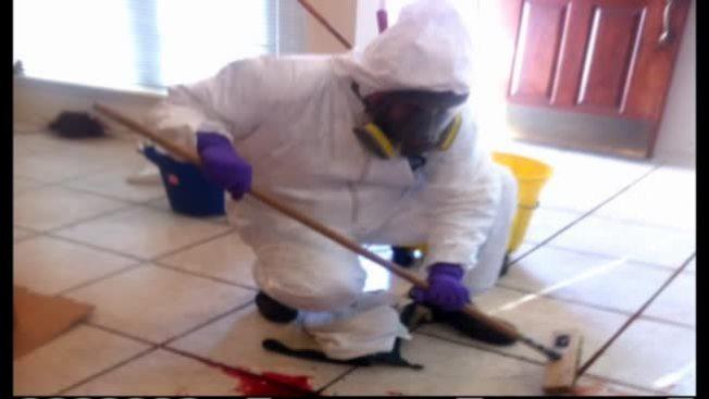 Los limpiadores de la muerte