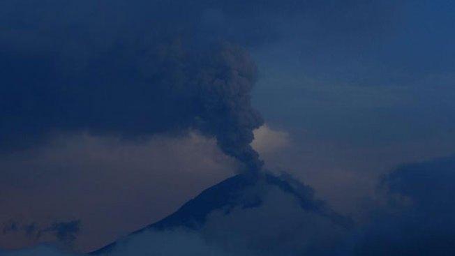 Explota el feroz volcán Tungurahua