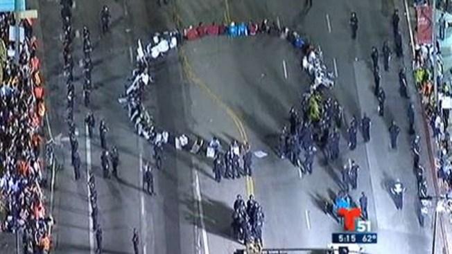 EEUU: Protestan empleados de Walmart