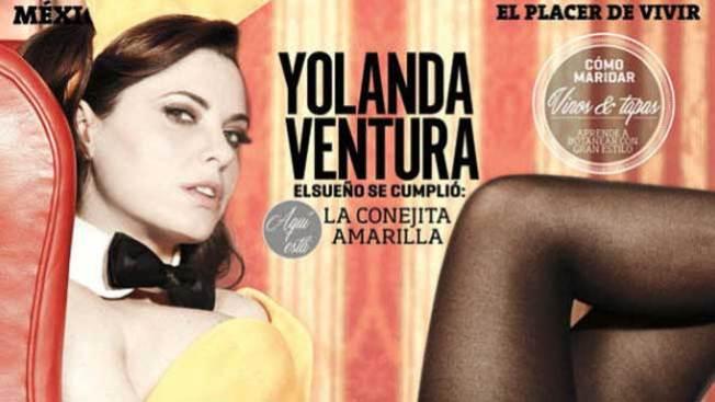 De Parchís A Playboy Yolanda Ventura Se Desnuda Telemundo Arizona