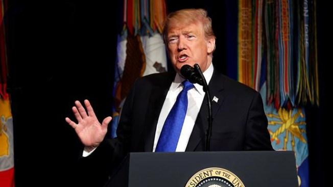 Trump presenta nuevo plan de defensa contra misiles